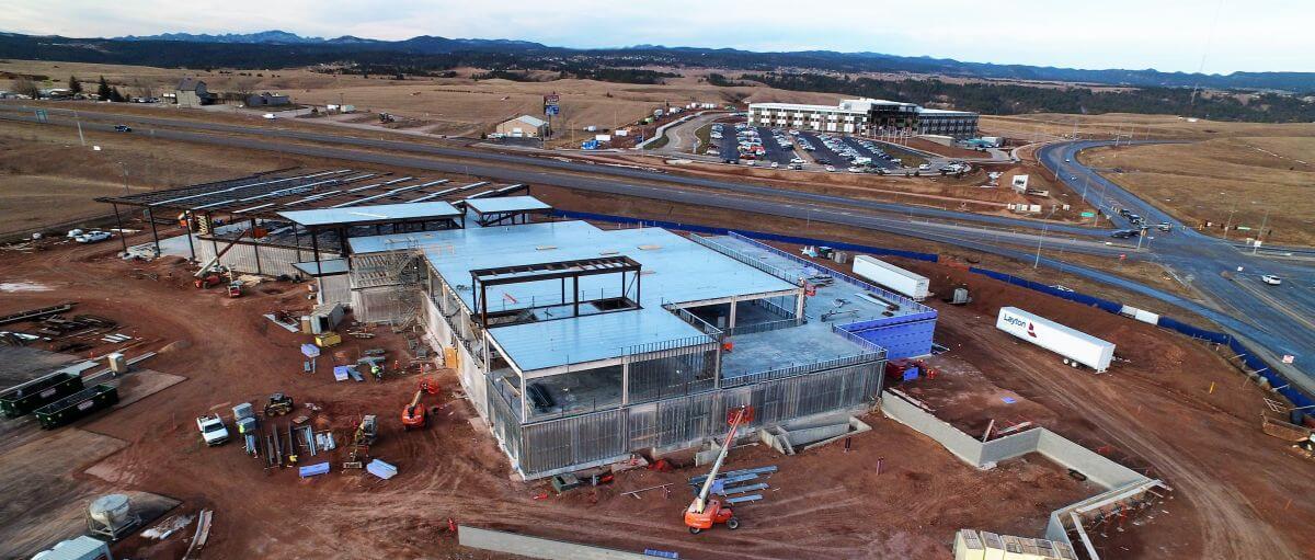 R Heavy Constructors Inc