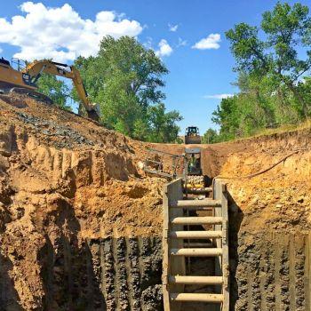 East Annex Sewer Improvements (Sturgis, SD)