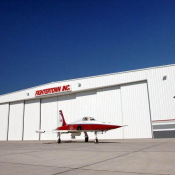 Fightertown USA (Rapid City Airport)