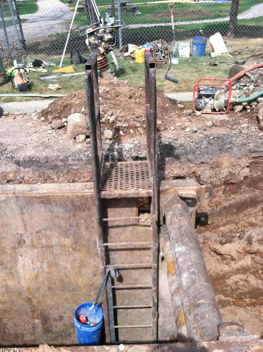 Jackson Boulevard Reconstruction Phases 1 Heavy