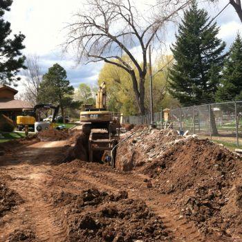 Jackson Boulevard Reconstruction (Phases 1)