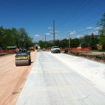 Jackson Boulevard Reconstruction (Phases 1)
