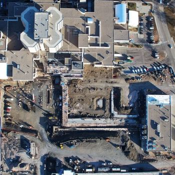 Rapid City Regional Health Concrete Foundation Expansion