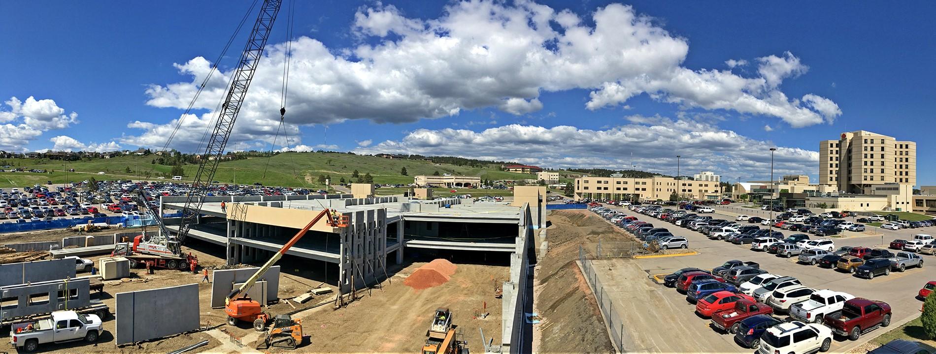 Rapid City Regional Hospital Parking Structure